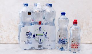 Pearlwater's PET bottles are recyclable