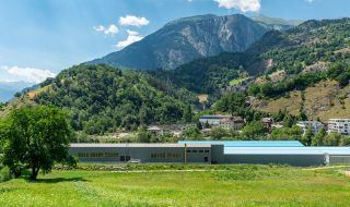 Pearlwater's headquarters are situated in the Valais Alps